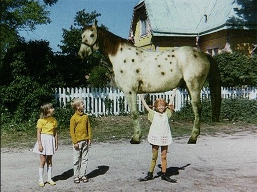 Why did Pippi Longstocking have a horse? - Quora
