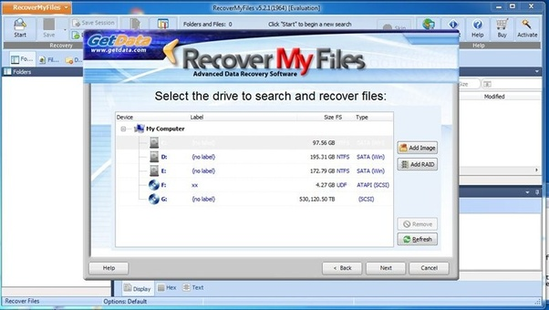Search And Recover 3 - 3 User