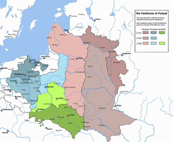 Was The Polish City Rzeszow Part Of The Russian Empire Quora