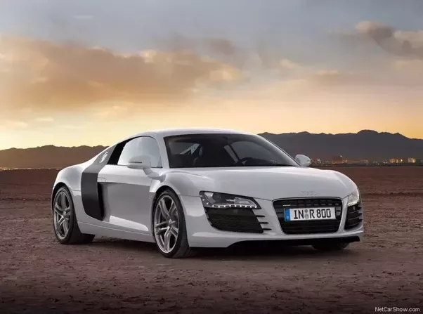 Does The Audi R Have Lamborghini Engine If So How Does This - Audi