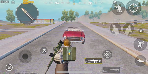 What is your PUBG button's setting for claw gaming? - Quora