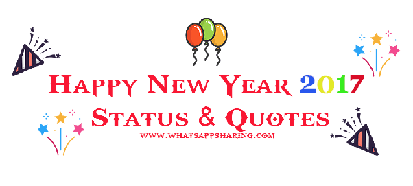 What are the best new year WhatsApp statuses? - Quora