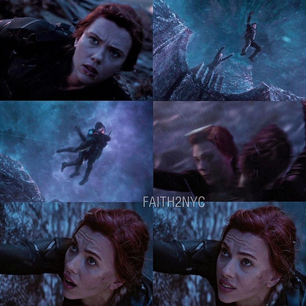 Whose Death Was Sadder In Avengers Endgame Black Widow S