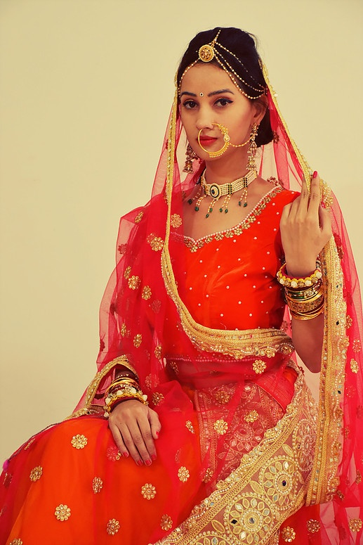 ab5ccfc9c240 She offers a rare mix of traditional Rajasthani and 21st-century Indian  styles, blending the glamour of our rich costume heritage with the edginess  of ...