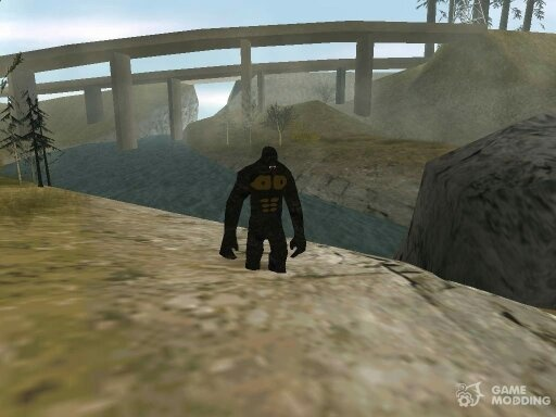 Does Bigfoot exist in GTA San Andreas? - Quora