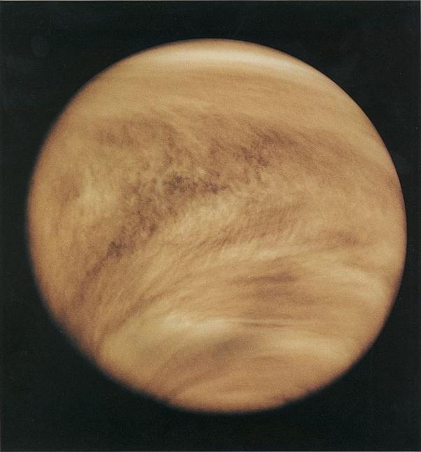 Why does it snow metal on Venus? - Quora