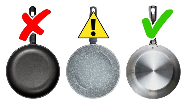 Are non stick utensils safe for cooking? - Quora
