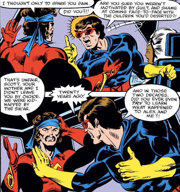 What makes Cyclops (Scott Summers) a compelling character? - Quora