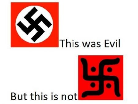 What Was The Original Meaning Of The Symbol We Now Call The Swastika