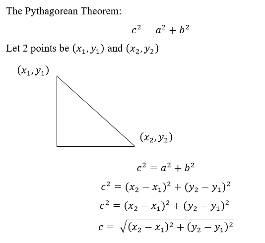 Slide The Pythagorean Theorem and the Distance Formula  Special ...