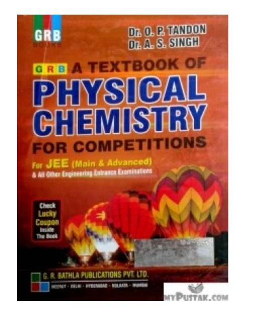 Where can I get the GRB physical chemistry book in PDF? - Quora