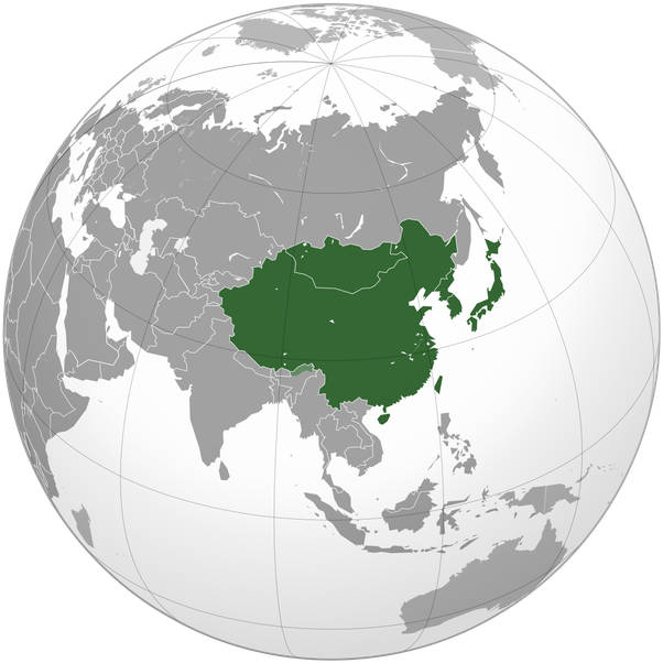 Is Taiwan located in Northeast Asia or Southeast Asia? Is