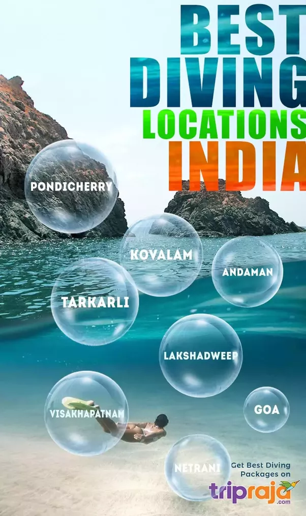 How Much Does It Cost To Do Scuba Diving In India And Places For It