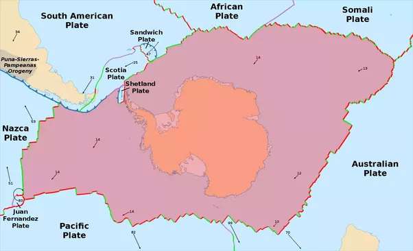 Is Antarctica The Largest Continent Why Is It Considered A - What is the biggest continent