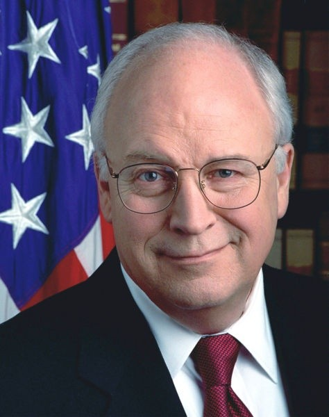 cheney is an asshole