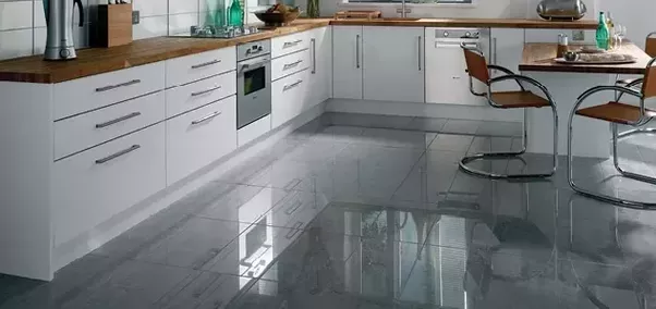 Easy To Clean Kitchen Flooring