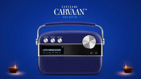 Buy Saregama Carvaan Here