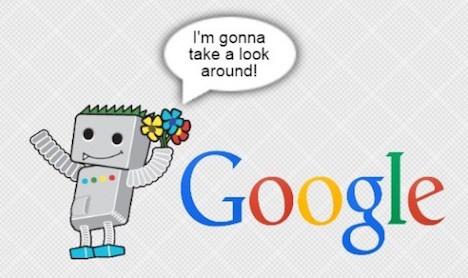 Afbeeldingsresultaat voor indexing google