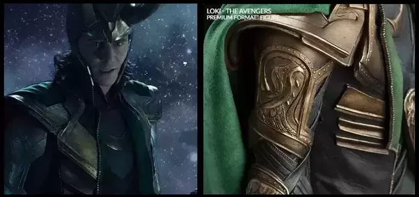 how was loki able to breathe when thor put his hammer on loki s