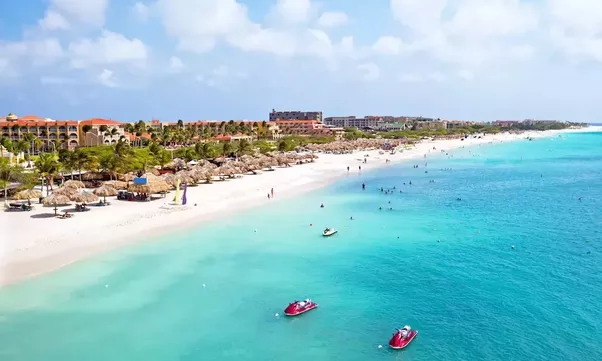 Enjoy Gorgeous Vistas Of Aruba S Rugged Terrain Desert Like Hills Filled With Tall Cacti A Breathtaking Coastline And Protected Local