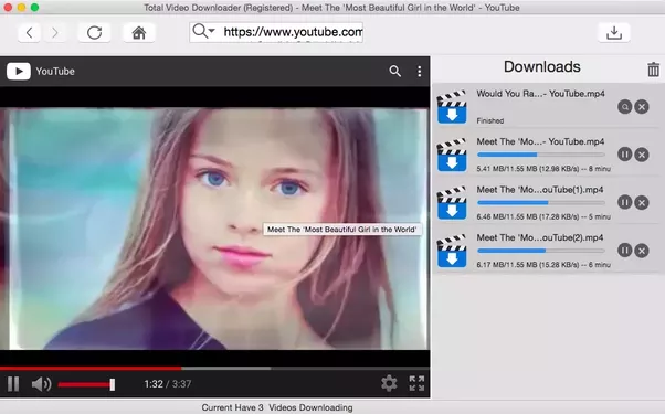 Online Video Downloader/Converter