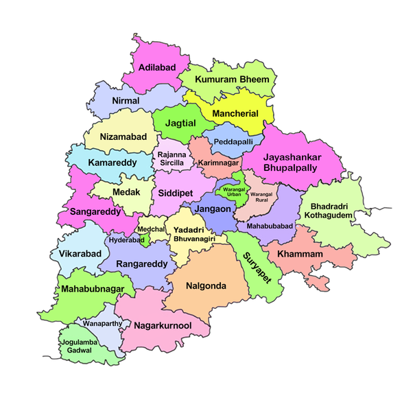 Where is Siddipet in Telangana? - Quora