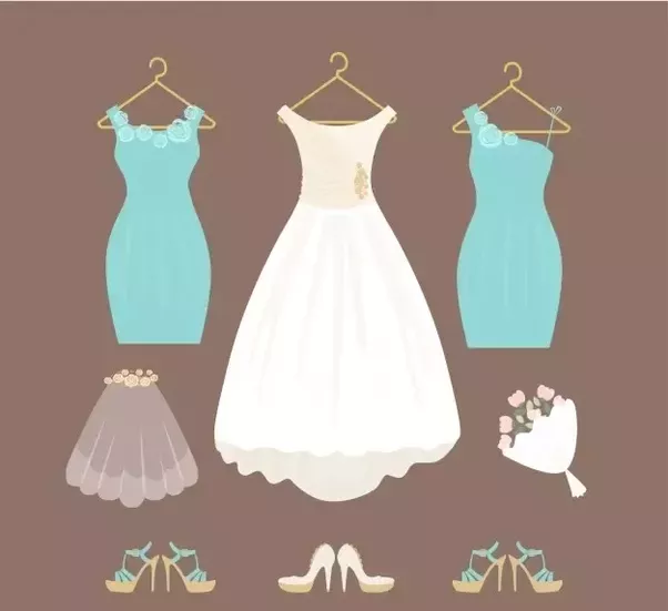 Which types of handbags should we carry with wedding gown? - Quora