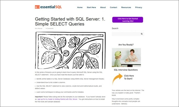 What is the best practical way to learn and master SQL? - Quora