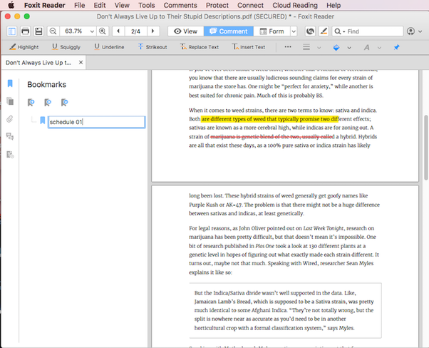 Pdf File Editor For Mac