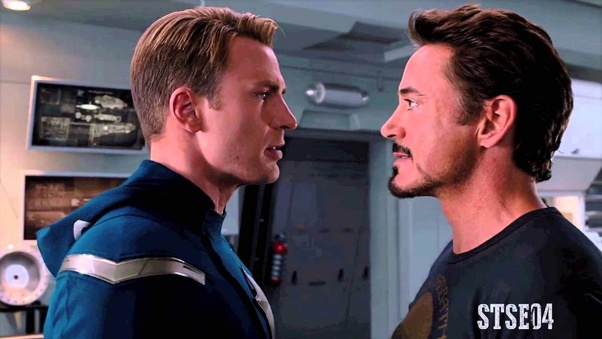 Was Steve Rogers really Tony Stark's friend? - Quora