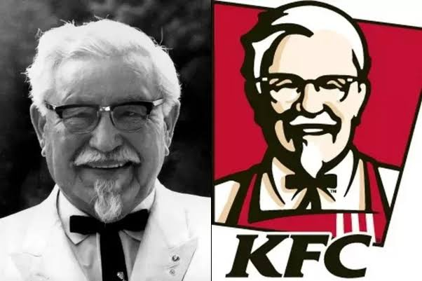 What is name of the man on KFC logo? - Quora