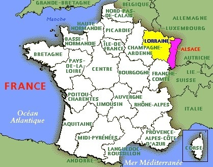 Image result for alsace lorraine