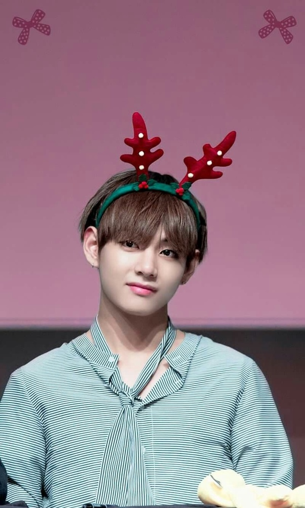 What Are The Cutest Pictures Of Bts Kim Taehyung V Quora