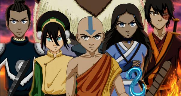 Is Avatar The Last Airbender Anime Or Cartoon Quora