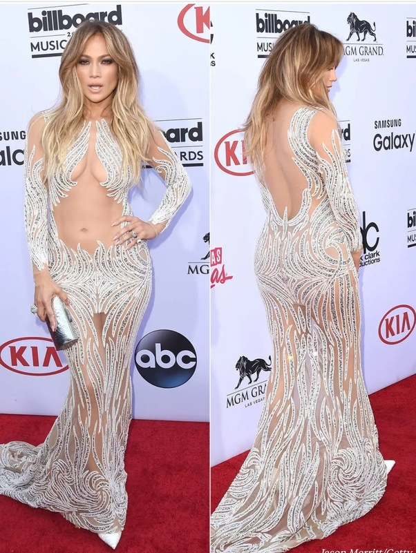 What is the most disgusting dress a celebrity has worn? - Quora