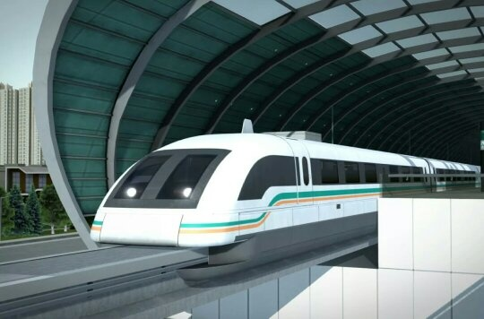 How Do Maglev Trains Work >> How Do Magnetic Levitation Trains Work Quora