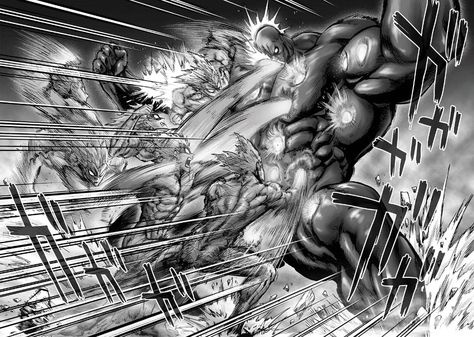 considering how well superalloy darkshine did against an amped garō in chapter 127 do you think he would have been able to beat the version of orochi garō fought quora well superalloy darkshine did