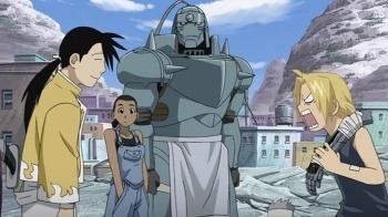 What is a complete summary of Fullmetal Alchemist ...