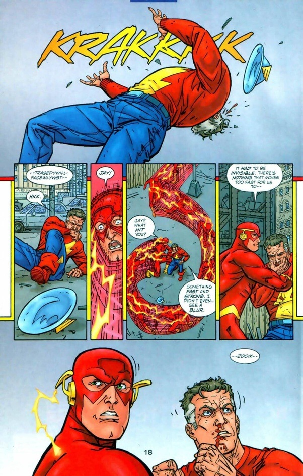 who would win in a battle to the death reverse flash new 52