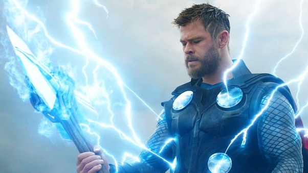 Who Would Win Mcu Thor With Stormbreaker Avengers Endgame Or Mcu Captain America With Mjolnir Avengers Endgame Quora