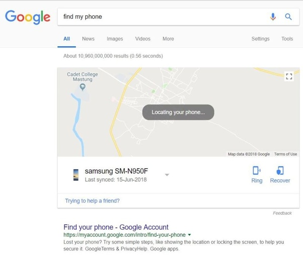 How to track my lost Huawei if it's turned off - Quora