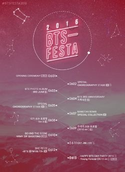 What's the difference between a BTS Muster, and a Festa? - Quora
