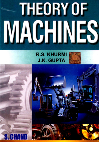 Which is the best book for theory of machines tom quora theory of machines by r s khurmi fandeluxe Images