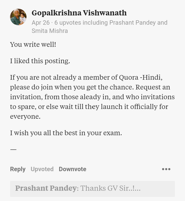 Are you going to join the hindi version of quora quora plenty of writers were talking about it i tried my luck and send request to quora and was waiting for them to make it public stopboris Image collections