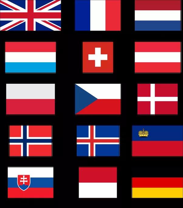 Flag Like Andorra