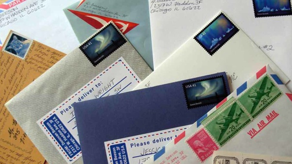 How Many Stamps Do You Need To Send Letters Within The United States Quora