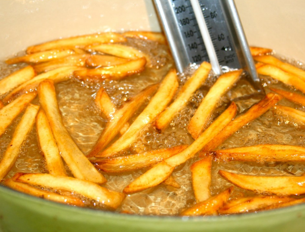 How to make french fries in ifb microwave oven