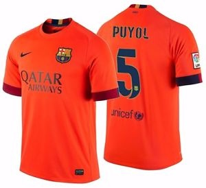 594bae6f1af Where can I find a Puyol jersey  - Quora