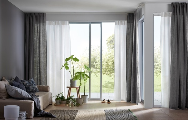 What Colour Curtains Go With Off White Walls And Sofas Quora