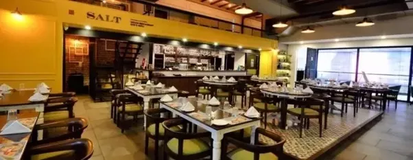 What Are Some Good Restaurants In Bangalore Around Sarur Road